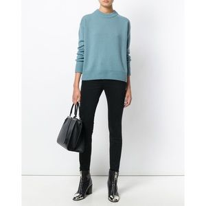 Vince NWT Cashmere Pullover Boxy Crew Sweater